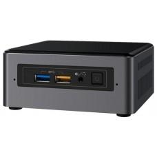 Barebone INTEL BOXNUC7I5BNH - 7ª generación de procesadores Intel® Core™ i5, i5-7260U, SO-DIMM, DDR4-SDRAM, Negro