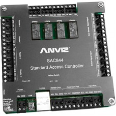 Tarjeta Controladora de Acceso Anviz AN-SAC844 - Negro
