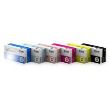 Cartucho EPSON C13S020451 - Amarillo, Epson, Inyección de tinta, Caja