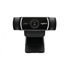 CAMARA WEB LOGITECH C922 PRO STREAM FULL HD 1080P ENFOQUE AUTOMATICO 2 MICOFONOS USB PC/MAC/ANDROID/XBOX/