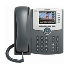 TELEFONO IP CISCO 5 LINEAS C/DISPLAY A COLOR BLUETOOTH HEADSET SUPPORT