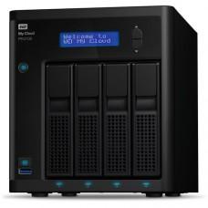 Almacenamiento NAS WESTERN DIGITAL WDBNFA0400KBK-NESN - 40 TB, 3.5