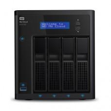 NAS WD MY CLOUD EX4100 16TB/CON 4 DISCOS DE 4TB/4BAHIAS HOTSWAP/1.6GHZ/2GB/2ETHERNET/3USB3.0/RAID 0-1-5-10