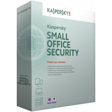 Antivirus KASPERSKY  Small Office Security - 5 - 9 licencias, 1 Año(s), Small Office Security