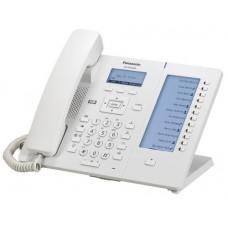 Teléfono SIP PANASONIC KX-HDV230X - Si, LCD, Color blanco