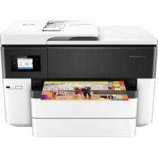 Impresora HP OfficeJet 7740 - 1200 x 1200 DPI, Inyección de tinta, 34 ppm, 500 hojas, 30000 páginas por mes