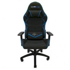 Game Factor CGC600/BL silla para videojuegos Silla para videojuegos universal Asiento acolchado