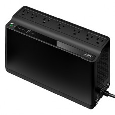 APC Back-UPS BE600M1-LM - UPS - CA 120 V - 330 vatios - 600 VA - USB - conectores de salida: 7