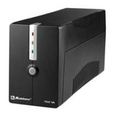 NO BREAK KOBLENZ 7016 USB/R 700VA / 360W, 25 MINUTOS DE RESPALDO, 6 CONTACTOS, NEMA 5-15R. CONEXION USB IDEAL PARA COMPUTADORAS, EQUIPOS DE AUDIO / VIDEO Y MODEMS 3 AñOS DE GARANTIA, 2 EN BATERIA