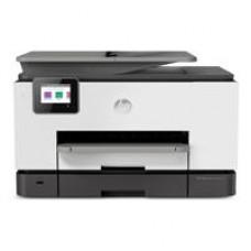 HP Officejet Pro 9020 All-in-One - Impresora multifunción - color - chorro de tinta - Legal (216 x 356 mm) (original) - A4/Legal (material) - hasta 39 ppm (copiando) - hasta 39 ppm (impresión) - 250 hojas - USB 2.0, LAN, Wi-Fi(n), host USB - basalto claro