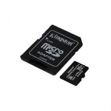 Kingston Canvas Select Plus - Tarjeta de memoria flash (adaptador microSDHC a SD Incluido) - 32 GB - A1 / Video Class V10 / UHS Class 1 / Class10 - microSDHC UHS-I