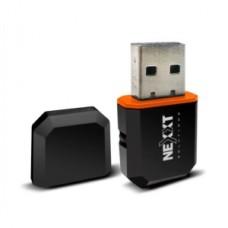 Nexxt Lynx600 - Adaptador de red - USB 2.0 - 802.11ac - negro