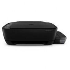 HP Ink Tank Wireless 415 All-in-One - Impresora multifunción - color - chorro de tinta - Letter A (216 x 279 mm)/A4 (210 x 297 mm) (original) - A4/Legal (material) - hasta 6.5 ppm (copiando) - hasta 20 ppm (impresión) - 60 hojas - USB 2.0, Wi-Fi