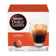 Dolce Gusto DLC Caja Master - 3 - Cubos Cafe Lungo - 3 Cajas Cafe Lungo(16 Capsulas x caja)