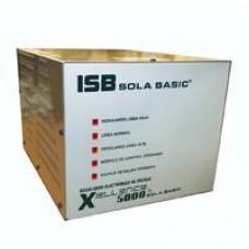 REGULADOR ELECTRONICO DE VOLTAJE SOLA BASIC  XELLENCE 2000VA, 2 FASES, 220 VCA.