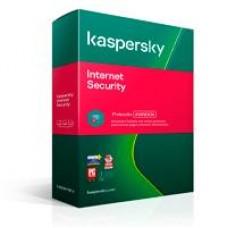 KASPERSKY INTERNET SECURITY - MULTIDISPOSITIVOS / 10 USUARIOS / 1 AÃ?O / CAJA