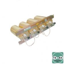Duplexer Pasa Banda-Rechazo de Banda, 450-470 MHz, 4Cav.(4