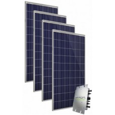 KIT DE ENERGIA SOLAR DE 1200W BIFÁSICO VICA VCKFV1200B -