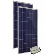 KIT DE ENERGIA SOLAR DE 600W BIFÁSICO VICA VCKFV600B -