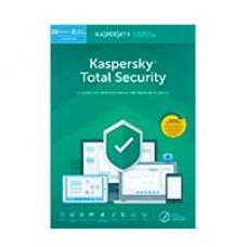 ESD KASPERSKY TOTAL SECURITY / 10 USUARIOS / MULTIDISPOSITIVOS / 1 AÃ?OS / 3 CUENTA /DESCARGA DIGITAL