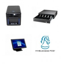 Kit para punto de venta MyBusiness RESTAURANTES - IMPECL200+ CJNAPT020 + MONTSN210  + SOFPDV780