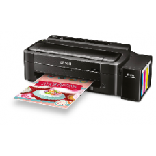 Epson - Photo printer - Printer - Ink-jet - Color - USB 2.0 - A4 (210 x 297 mm) - L310 EAI (LATIN) UC