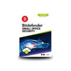 ESD BITDEFENDER SMALL OFFICE SECURITY 20 PC + 1 SERVIDOR + 1 CONSOLA CLOUD, 3 AÃ?OS (ENTREGA ELECTRONICA)