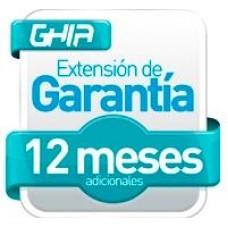 EXT. DE GARANTIA 12 MESES ADICIONALES EN NOTGHIA-248