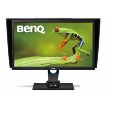 Monitor BENQ SW2700PT - 27 pulgadas, 350 cd / m², 2560 x 1440 Pixeles, Negro