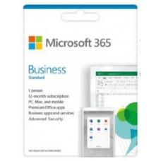 MICROSOFT 365 BUSINESS STANDARD MICROSOFT KLQ-00524 - 1 licencia(s)
