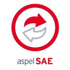 ASPEL SAE 1 USR / 99 EMPRESAS ANUAL CON TIMBRADO ILIMITADO - ELECTRONICO