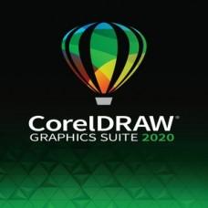 CORELDRAW GRAPHICS SUITE 2020 .