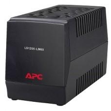 APC - Automatic voltage regulator - 120 V - 600Vatios 1.2kVA