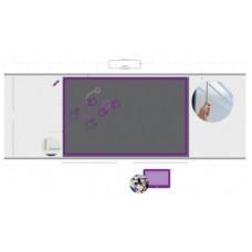 """MimioFrame 80 pulgadas Kit pizarra interactiva - marco interactivo infrarrojo de 1.13 m por 1.77 m de alto y 80"""" en diagonal de aspecto 16:10"""