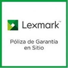 EXTENSION DE GARANTIA LEXMARK POR 1 AÃ?O EN SITIO / 2362103 / PARA IMPRESORA MX421 / POLIZA DE SERVICIO ELECTRONICA