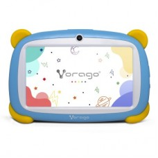 Tableta VORAGO PAD-7-KIDS-BL - 1 GB, Rockchip, 7 pulgadas, Android 9.0, 16 GB