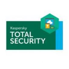 KASPERSKY TOTAL SECURITY - MULTI-DEVICE / PARA 5 / BASE / 1 AÃ?O / ELECTRONICO