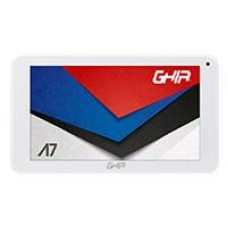 TABLET GHIA A7 WIFI/A50 QUADCORE/WIFI/BT/1GB/16GB/0.3MP2MP/2100MAH/ANDROID 9 GO EDITION/BLANCA