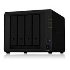NAS SYNOLOGY DS920+ /4 BAHIAS NUCLEO CUADRUPLE HASTA 2.7GHZ/ HASTA 64TB, 4GB DDR4 AMPLIABLE HASTA 8GB/ 2 PTOS LAN GIGABIT/USB 3.0 X 2/ HOT SWAP/ SOPORTA M.2 2280/ NO INCLUYE DISCOS