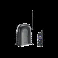 Sistema Telefnico IP de Largo Alcance / Hasta 23000 m en Almacenes / Hasta 12 km en Granjas o Ranchos / 12 Pisos de Penetracin / Funcin de Radio de 2 Vas/ Hasta 10 cuentas SIP