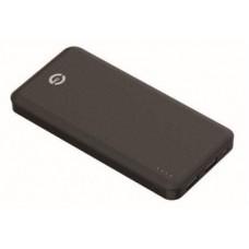 Power Bank Getttech GCS-16504 Space - 10000 mah, Compatible con Casi todos los  u dispositivos digitales, vida en hs 200-300hrs, carga rápida, 1X entrada mi