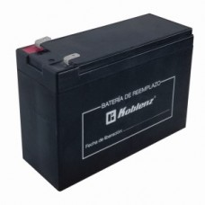 BATERÃ?A DE REPUESTO PARA NO BREAK 12 V / 9 AH, COMPATIBLE CON 7016 USB/R, 7011 USB/R,  9011 USB/R,  13507 USB/R, 15007 USB/R, 7522 USB/R Y 9022 USB/R.