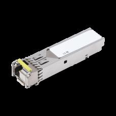 Tranceptor WDM mini-Gbic SFP 1G LC TX:1310nm RX:1550 para fibra Mono Modo 20 Km, Requiere MGB-LB20