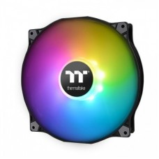 Ventiladores Thermaltake THERMALTAKE CL-F081-PL20SW-A - Negro, Ventilador, 500 - 1000 RPM