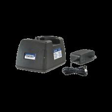 Cargador rpido de escritorio para radios Motorla: PRO2150, CP125, GP2000, VL130, Series AX, para batera PMNN4063H