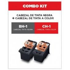Cabezal Canon SERIE G COLOR Y NEGRO 0692C005AA Cabezal tinta negra -