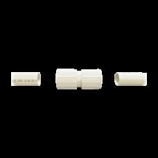 Manguito / Cople Morbidx IP67 libre de halgenos para unir tubera rgida de 50 mm (2