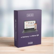 Servicio de implementación plataforma e-Delivery  y e-Menu de Soft Restaurant® con sitio web. -