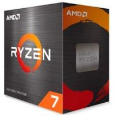 PROCESADOR AMD RYZEN 7 5800X S-AM4 5A GEN. 105W 3.8 GHZ TURBO 4.7 GHZ 8 NUCLEOS/SIN GRAFICOS INTEGRADOS PC/ SIN  VENTILADOR / GAMER ALTO.