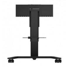 Soporte Móvil FPD-MOBTLT eléctrico ajustable en altura con inclinación de hasta 90 grados y capacidad ajustable de altura para Pantallas Procolor -
